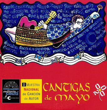 """Álbum: Colectivo """"Cantigas de Mayo"""""""
